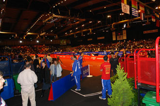 Coupe du Monde 2006, la salle (photo2).