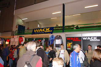 Coupe du Monde 2006, stand WACK SPORT (photo1).