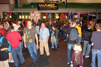 Coupe du Monde 2006, stand WACK SPORT (photo2).