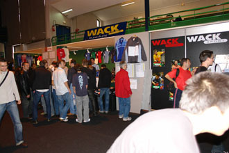 Coupe du Monde 2006, stand WACK SPORT (photo3).